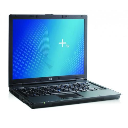 Laptop Ieftin HP NC6220, Intel Core 2 Duo T2400, 1.83Ghz, 2GB DDR2,  80Gb,  DVD