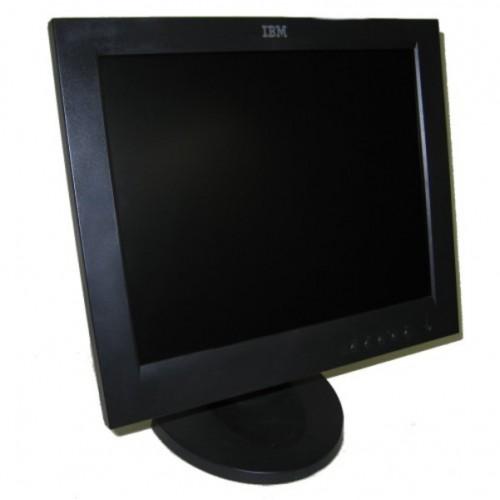 Monitor IBM 6637, 17 inch, 1280 x 1024, VGA
