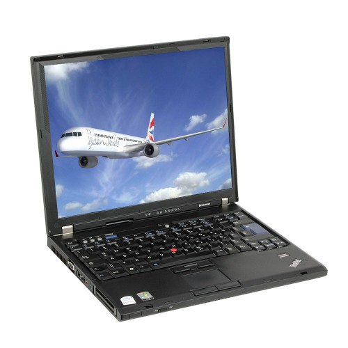 Laptop Lenovo T61, Intel Core 2 Duo T7300, 2.0Ghz, 2Gb DDR2, 100GB HDD, DVD, 14 inch,CARCASA A-