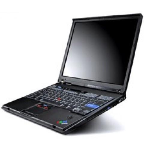 Notebook SH IBM ThinkPad T41, Intel Centrino 1.4GHz, 1Gb DDR, 40GB HDD Pata, DVD-Rom, 14 inch ***