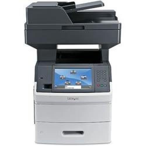 Multifunctionala Laser Lexmark X656de, 55 ppm, Monocrom, Scaner, Copiator, Fax, USB, Retea, Duplex, Second Hand