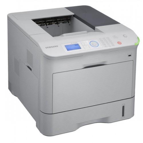 Laser Monocrom Samsung Imprimante ML-5510ND, Duplex, Retea, 52 ppm, 1200 x 1200, Host USB