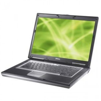 """Laptop Second Hand Dell D620, Intel Core Duo T5600, 1.83GHz, 2Gb DDR2, 80Gb, DVD-ROM, Wi-Fi, 14.1"""""""