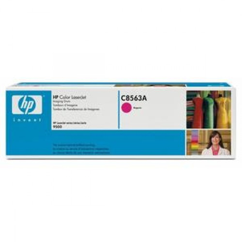 Cilindru Laser SH Magenta HP C8563A Incarcat 95%