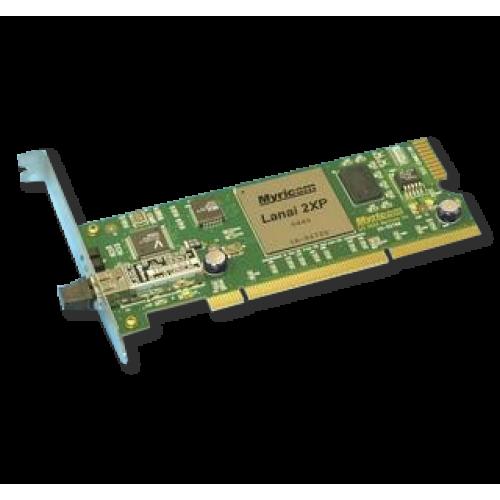 Placa Retea Fibra Optica M3F-PCIXF-2, PCI si PCI- X, 2 Gbps