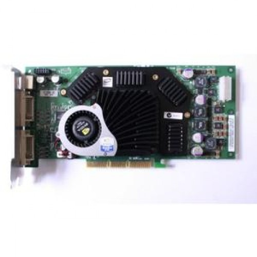 Placa Video SH Nvidia Quadro FX 256Mb, AGP X8, 2 DVI, 1 TV out