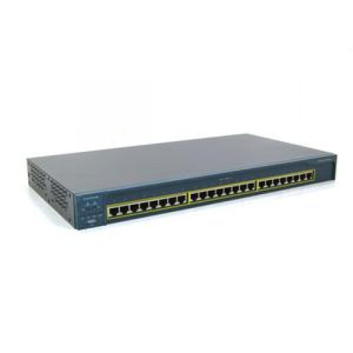 Cisco Catalyst C2950, 24 porturi Rj-45, 10/100 Mbps