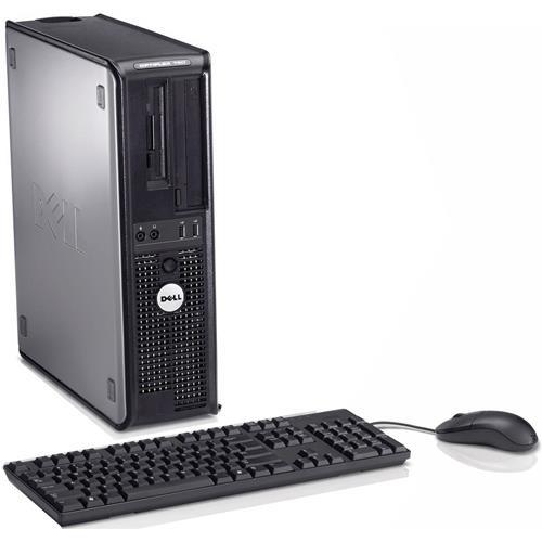 Calculator  Dell Optiplex 780 Desktop, Intel Quad Core Q6600 2.40GHz, 4GB DDR3, 250GB SATA, DVD-ROM