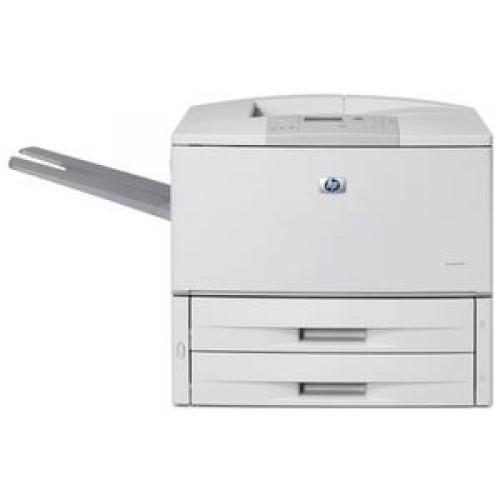 Imprimanta A3 Second Hand HP LaserJet 9040DN, 40 ppm, Monocrom, Duplex, Retea