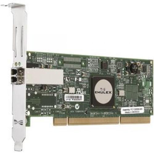 Placa Retea Second Hand Emulex Light Pulse LP1150, 4Gb/s Fibre Channel, PCI-X
