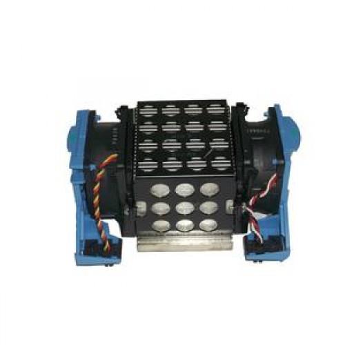 Radiator cu Ventilatoare SH Dell 8y125, Compatibil cu servere Dell Poweredge 2650