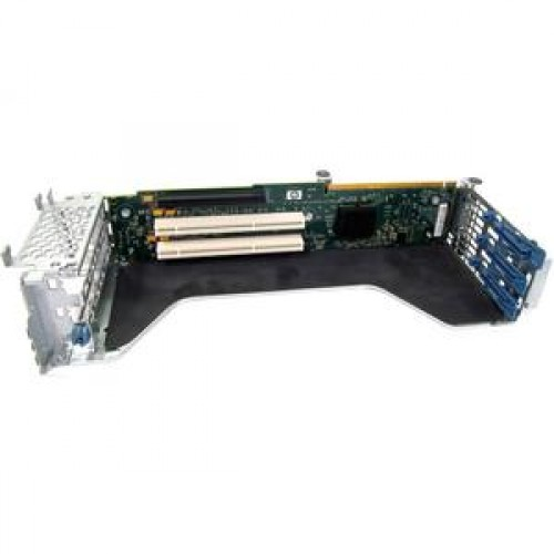 PCI Card Raiser Cage HP 408788-001, compatibil cu serverele HP Proliant DL380 G5