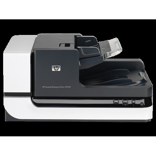 Scanner HP Scanjet Enterprise Flow N9120 Flatbed, ADF, USB, Retea (L2683B)