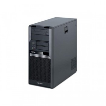 PC SH Fujitsu CELSIUS W280, Intel Core i7-860, 2.8Ghz, 4Gb DDR3, 500Gb SATA, DVD-RW