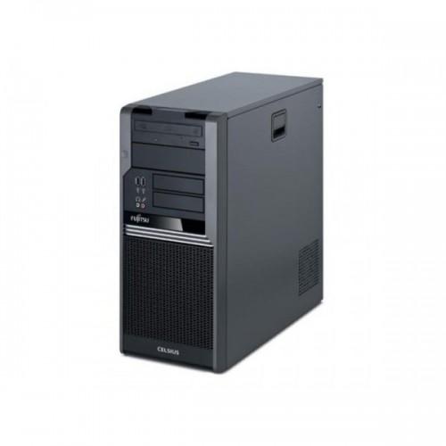 PC SH Fujitsu CELSIUS W280, Intel Core i7-860, 2.8Ghz, 4Gb DDR3, 500Gb SATA, DVD-RW