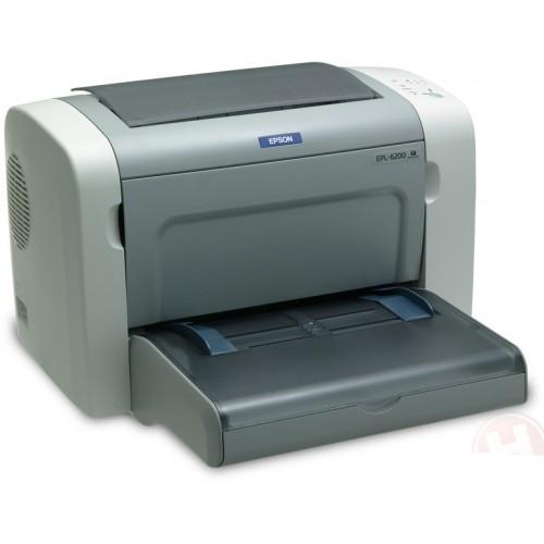 Imprimanta SH Laser Monocrom A4 Epson EPL-6200, 1200 x 1200, Paralel, USB