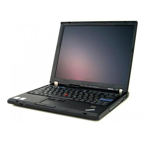 IBM Lenovo T61, Intel Core 2 Duo T7300, 2.0GHz, 2GB DDR2, 160GB SATA, DVD-ROM, Grad B