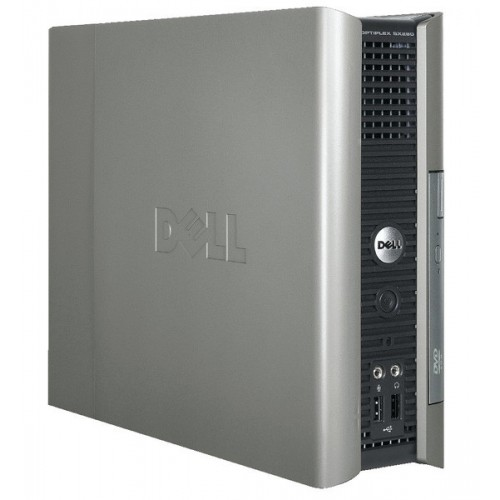 PC SH Dell OptiPlex SX745, Intel Core 2 Duo E6300, 1.86Ghz, 2Gb DDR2, 80Gb SATA, DVD-ROM