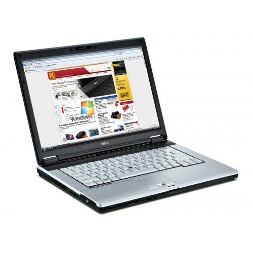 Laptop SH Fujitsu Siemens S7220, Core 2 Duo P8400, 2.26Ghz, 4Gb DDR2, 160Gb Sata, 14.1 inch Wide, 1 + 1 (Bonus!) Second battery