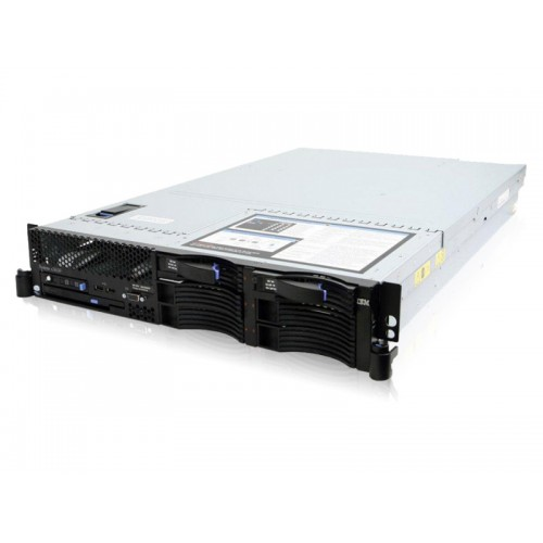 Server Stocare IBM SH X3650 M1, 2x Xeon Quad Core E5440 2.83Ghz, 8Gb DDR2 FBD 2x 73Gb SAS