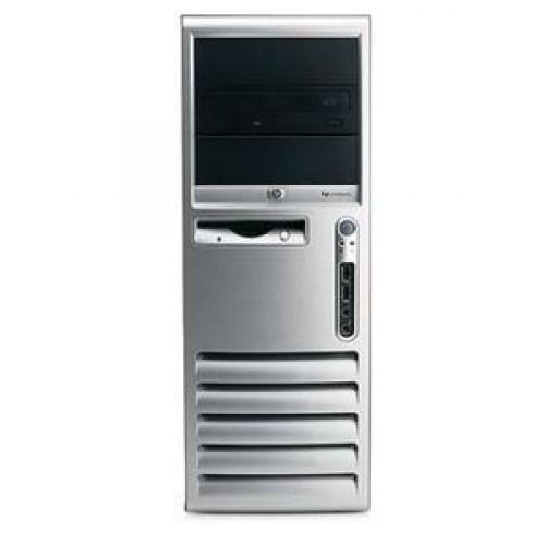Calculatoare SH HP Compaq DC7700, Intel Core 2 Duo E6300, 1.86Ghz, 2Gb, 160Gb DVD-RW