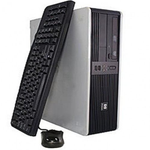 Computer HP Compaq DC5700 Desktop, Intel Core 2 Duo E4400 2.0GHz, 2GB DDR2, 80GB HDD SATA, DVD-ROM ***