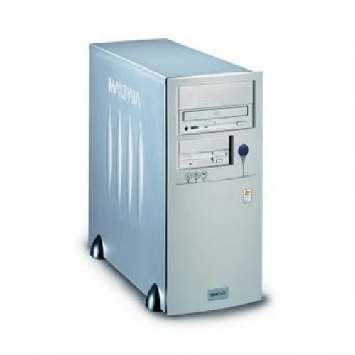 PC  Maxdata Favorit Tower, AMD Sempron 3000+, 1.8Ghz, 1Gb, 40Gb SATA, DVD-ROM