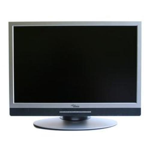 Fujitsu Siemens ScenicView P24-1W, 24 inch LCD, DVI, VGA, USB, Composite, S-Video, 16.7 milioane culori