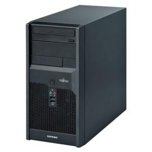 PC SH Fujitsu Siemens Esprimo p2540, Intel Core 2 Duo E7400, 2.8Ghz, 2Gb DDR2, 250Gb, DVD-RW