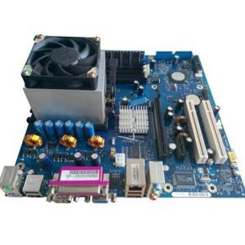 Placa de baza Fujitsu Siemens G2030-A12-GS2, Socket 939, VGA, Paralel, Serial, PCI-Express, DDR2