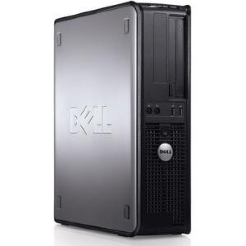Calculator Dell Optiplex 320,  Intel Core 2 Duo E6300, 1.86GHz, 2Gb DDR2, 80Gb HDD, DVD-ROM