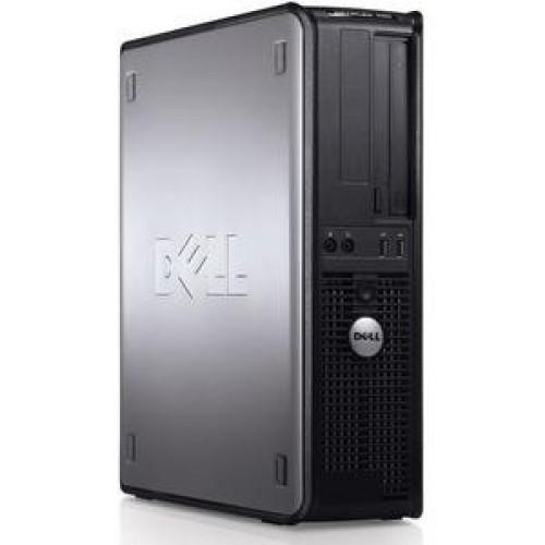 Calculator Dell Optiplex 320,  Intel Core 2 Duo E6300, 1.86GHz, 2Gb DDR2, 80Gb HDD, DVD-ROM