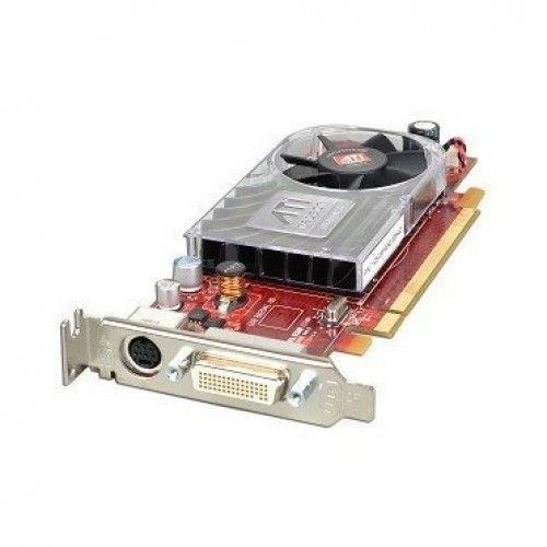 ATI Radeon HD 3450, 256mb, PCI-express, DMS-59, S-Video