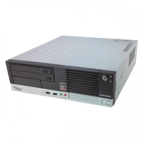 PC SH Fujitsu Siemens Esprimo E5915, Core 2 Duo E6320, 1.86Ghz, 1Gb, 80Gb, DVD-ROM