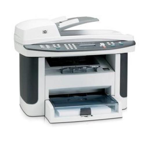 Imprimante SH Laser HP LaserJet M1522n, 24 ppm, Monocrom, USB, Retea, ADF, Copiator, Scaner