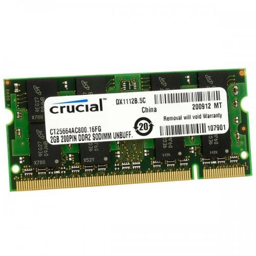 Memorie RAM Laptop DDR2 SODIMM 2Gb, Diverse modele