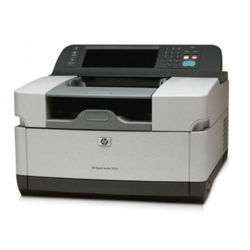 HP 9200c Digital Sender, Send to email, Send to folder, LDAP