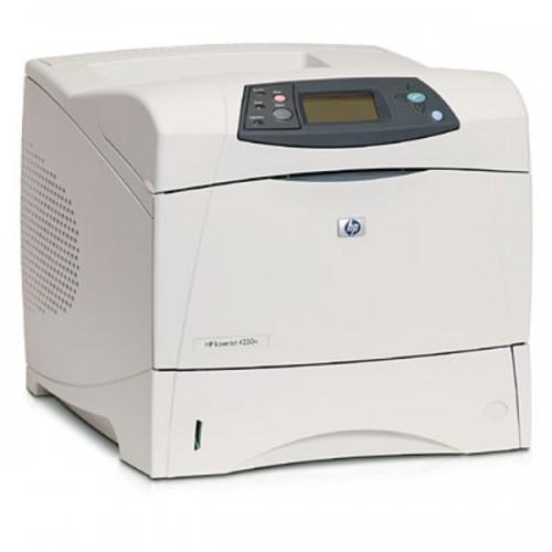 Imprimante SH, HP LaserJet 4250n, Laser, Monocrom, 45ppm, Retea, USB