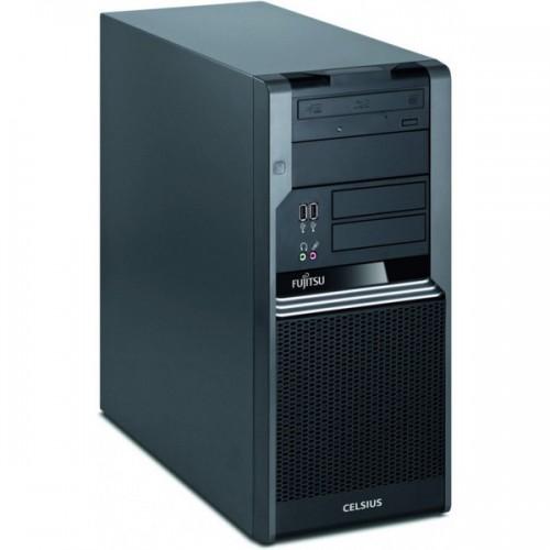Fujitsu CELSIUS W380, Intel Core i5-650 3.2Ghz, 4Gb DDR3, 250Gb SATA, DVD-ROM