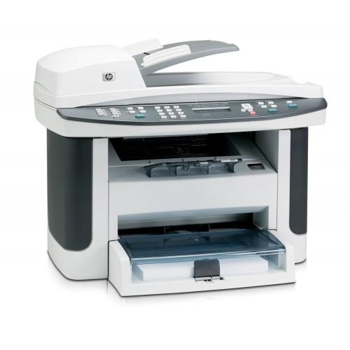 Imprimanta Laser HP LaserJet M1522nf, 24 ppm, Monocrom, USB, Retea, ADF, Copiator, Scaner, Fax