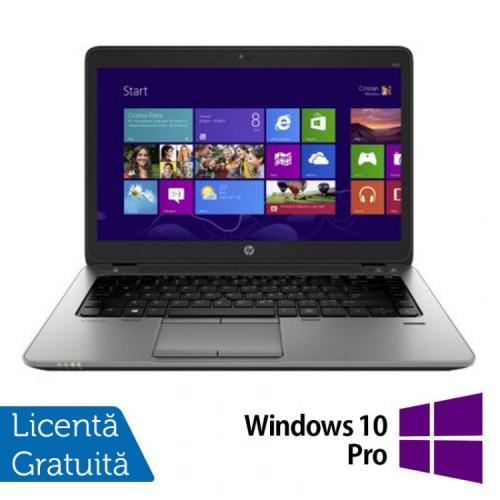 Laptop HP Elitebook 840 G2, Intel Core i5-5200U 2.20GHz, 8GB DDR3, 128GB SSD, 14 Inch, Full HD + Windows 10 Pro