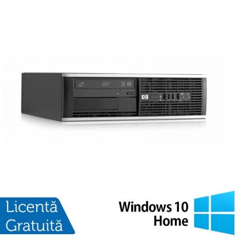 PC HP Compaq 6005 Pro SFF, Athlon II x2 220, 2.80 GHz, 4 GB DDR3, 160GB SATA, DVD-RW + Windows 10 Home