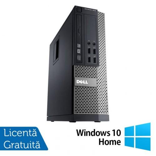 PC DELL 3020 SFF, Intel Core i5-4590 3.30 GHz, 8 GB DDR3, 500GB SATA, DVD-RW + Windows 10 Home