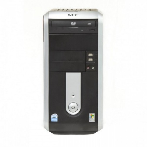 Calculator SH NEC Powermate VL350 Tower, AMD Athlon 64 3000+, 1.80 GHz, 1 GB DDR, 80GB SATA, Combo