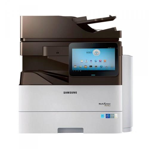 Imprimanta Multifunctionala SAMSUNG MULTIXPRESS M4370LX, 43 PPM, USB, Rj-45, Duplex. Fax, Laser, Monocrom, A4