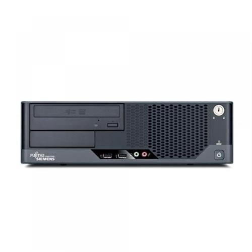 Fujitsu Esprimo E7936, Intel Core 2 Duo E7500 2.93GHz, 2Gb DDR2, 160Gb HDD, DVD-ROM