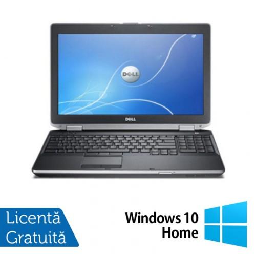 Laptop Refurbished DELL Latitude E6450, Intel Core i5-4310M 2.7GHz, 8GB DDR3, 320GB SATA, DVD-RW, 15.6 inch + Windows 10 Home