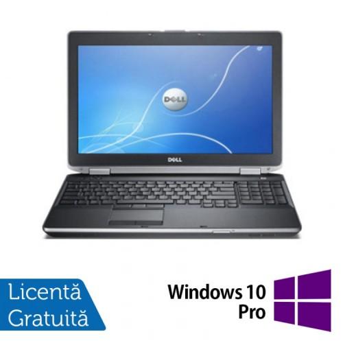 Laptop Refurbished DELL Latitude E6450, Intel Core i5-4310M 2.7GHz, 8GB DDR3, 320GB SATA, DVD-RW, 15.6 inch + Windows 10 Pro