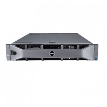 Server Dell PowerEdge R710, 2x Intel Xeon Quad Core E5620, 2.40GHz - 2.66GHz, 24GB DDR3 ECC, 2x 600GB SAS/10k-2,5 inch, Raid Perc H200, Idrac 6 Express, 2 surse redundante