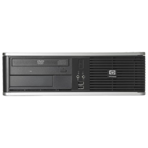 Calculator Refurbished HP DC7900 SFF, Intel Core 2 Duo E7500 2.93GHz, 4GB DDR2, 160GB SATA, DVD-ROM + Windows 10 PRO